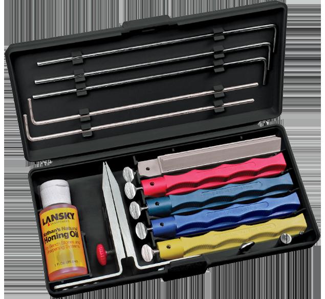 Professional Knife Sharpening System | Lansky