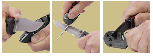 Amazon. Com: lansky deluxe 5-stone sharpening system: hunting.